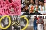ஆந்திராவில் தொடர்கிறது அக்கிரமம்: கோவில் சிலைகள் உடைப்பால் மக்கள் கொந்தளிப்பு