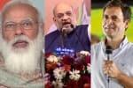 தமிழ் மீது மோடி, அமித்ஷா, ராகுல் காட்டிய ஆர்வம் : டுவிட்டரில் டிரெண்டிங்