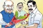 அமித் ஆலோசனை: இ.பி.எஸ்.,'அப்செட்!'