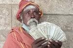 30வது முறையாக மதுரை யாசகர் ரூ.10 ஆயிரம் நிதி!
