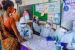 இந்தியாவில் ஒரே நாளில் 1.03 லட்சம் பேர் கொரோனாவால் பாதிப்பு