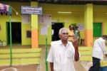 105 வயது முதியவர் 'ஜனநாயக கடமை' 1952 முதல் தவறாமல் ஓட்டு