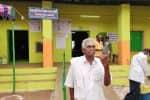 105 வயது:  ஓட்டளித்து, ஜனநாயக கடமையை நிறைவேற்றினார்