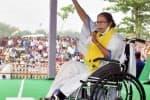 தேர்தல் விதிமீறல்:  மம்தாவிற்கு தேர்தல் ஆணையம் நோட்டீஸ்: