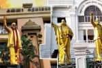 'ஆட்சி கட்டில் எங்களுக்கு தான்': அதிமுக-திமுக நம்பிக்கை