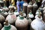 ஆக்சிஜன் சிலிண்டர் வசதி கொண்ட படுக்கைகள் 'ஹவுஸ்புல்'