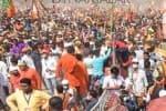 வெற்றி கொண்டாட்டத்தை நிறுத்த தேர்தல் கமிஷன் உத்தரவு