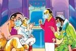 'எட்டப்ப' அதிகாரிகளை எட்டி வைப்பாரா ஸ்டாலின்?