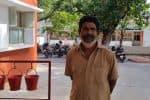 சிமென்ட் லாரியில் பதுக்கிய  ரூ. 40 லட்சம் பறிமுதல்