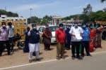 அரசு மருத்துவமனையில் பணி: மோசடி நபர் மீது போலீசில் புகார்