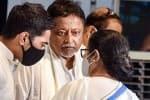மீண்டும் திரிணமுல் திரும்பினார் முகுல் ராய் : மம்தாவுக்கு 'ஐஸ்'