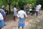 குப்பைக் கிடங்கு அமைக்க மக்கள் எதிர்ப்பு: வருவாய் துறையினர் 'சர்வே'