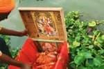 கங்கை நதியில் மிதந்த பச்சிளம் பெண் குழந்தை மீட்பு