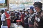 ராணுவத்தின் அர்ப்பணிப்பு உணர்வு: அமைச்சர் ராஜ்நாத் சிங் பெருமிதம்