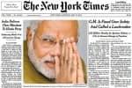 இந்தியாவுக்கு எதிராக எழுத இந்தியாவிலேயே ஆட்களை தேடும் நியூயார்க் டைம்ஸ் நாளிதழ்