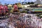 புரி ஜெகந்நாதர் ரத யாத்திரை இன்று துவக்கம்: இரு நாள் ஊரடங்கு பிறப்பிப்பு