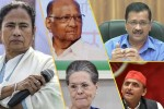 எதிர்க்கட்சி தலைவர்களுடன் மம்தா டில்லியில் ஆலோசனை