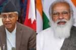இந்தியா - நேபாளம் உறவை வலுப்படுத்துவோம் ; நேபாள பிரதமர் துபா உறுதி