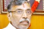 தற்கொலைக்கு துாண்டினார்: 'மாஜி' அமைச்சர் மீது புகார்