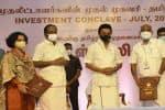 35 தொழில் நிறுவனங்களுடன் ஒப்பந்தம் ரூ.17,141 கோடியில் புதிய தொழில்கள்