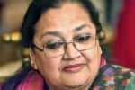 முன்னாள் மத்திய அமைச்சர் சல்மான் குர்ஷித் மனைவிக்கு எதிராக பிடிவாரண்ட்