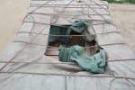 தலைவாசல் பகுதியில் லாரியில் 1.50 லட்சம் மதிப்புள்ள பொருட்கள் திருட்டு