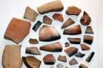 2000 ஆண்டுகள் பழமையான பானை ஓடுகள் கண்டுபிடிப்பு