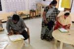 'கற்போம் எழுதுவோம்' மதிப்பீட்டு முகாமில் 98 சதவீதம் பேர் பங்கேற்பு