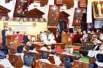சட்டசபை நூற்றாண்டு விழா: கலந்துகொண்ட ஜனாதிபதி