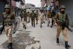 தாக்குதலுக்கு தயாரான பயங்கரவாதிகள்; 4 பேர் போலீசில் சிக்கினர்
