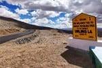 உலகிலேயே மிக உயரிய இடத்தில் சாலை: பொலிவியாவின் சாதனையை முறியடித்த இந்தியா