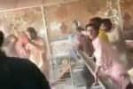ஹிந்து கோவில் தீ வைத்து எரிப்பு: பாகிஸ்தானில் நடந்த அராஜகம்