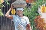 மாநில தடகளத்தில் ஜொலித்த வீரர்... வாழ்க்கை தடத்தில்  ஜெயிக்க ஓடுகிறார்
