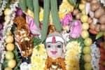 கரூர்: ஆடி மாத கடைசி வெள்ளியை முன்னிட்டு அம்மனுக்கு காய்கனி அலங்காரம்
