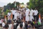 ராஜிவ் பிறந்த நாள் விழா: அழகிரி பங்கேற்பு