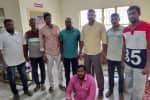 நகை பறிப்பு: 'டுபாக்கூர்' போலீஸ் கைது