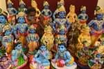 கிருஷ்ண ஜெயந்தியை முன்னிட்டு பூம்புகாரில் சிறப்பு கண்காட்சி
