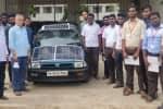 சோலாரில் இயங்கும் கார்: மாணவர்கள் கண்டுபிடிப்பு