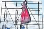 விளம்பர பலகைகள் அகற்றும் பணி துவக்கம்; மாநகராட்சி அதிகாரிகள் அதிரடி