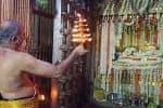 ராமேஸ்வரம் கோயிலில்  புது பள்ளியறை பூஜை