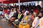 மார்க்கெட் கடை வியாபாரிகள்: ஊட்டியில் உண்ணாவிரதம்