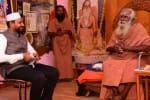 பேரூர் ஆதீனம் - வேலூர் இப்ராஹிம் சந்திப்பு