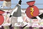 கட்சிகள் ரூ.3,377 கோடி வசூல் : கொடுத்தது யார் என்றே தெரியாது