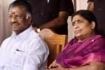 ஓ.பன்னீர்செல்வம் மனைவி விஜயலட்சுமி காலமானார்