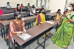 பள்ளி, கல்லூரிகள் திறப்பால் உற்சாகம் முதல் நாள் வருகைப்பதிவு 60 சதவீதம்