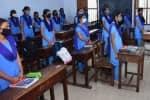 பள்ளிகளில் 67 சதவீத மாணவர்கள் வருகை   உளவியல் ரீதியாக வகுப்பு கையாள உத்தரவு