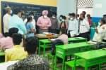 முதல் நாளே 30 சதவீதம் மாணவர்கள்  'ஆப்சென்ட்!':மாநகராட்சி பள்ளிகளில் சரிந்தது வருகை பதிவு