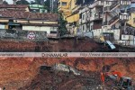 குன்னூரில் விதிகளை மீறி கட்டுமான பணி:  இடியும் நிலையில் அரசு மருத்துவமனை
