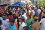 கடலூர்: ஒரே நாளில் 150 திருமணங்கள்: கொரோனா தொற்று பரவும் அபாயம்