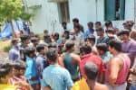 விநாயகர் சிலை குடோனுக்கு 'சீல்'